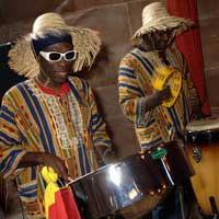 Caribbean Cultural Explosion